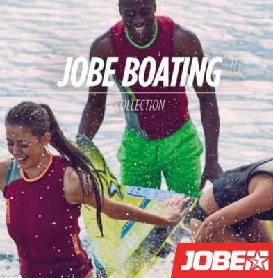 Каталог товаров Jobe 2016 для катера и аквабайка