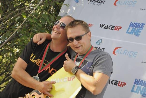 Алексей Яковлев и Дмитрий Шевченко
