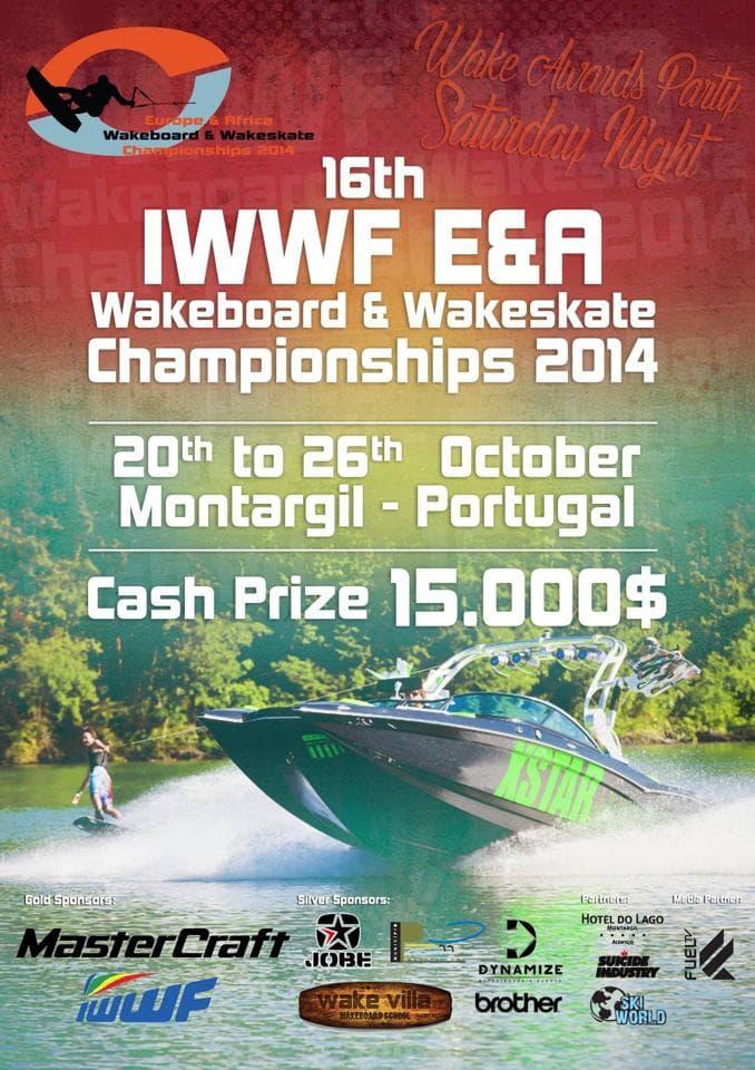 чемпионат мира по вейкборду 2014 за катером