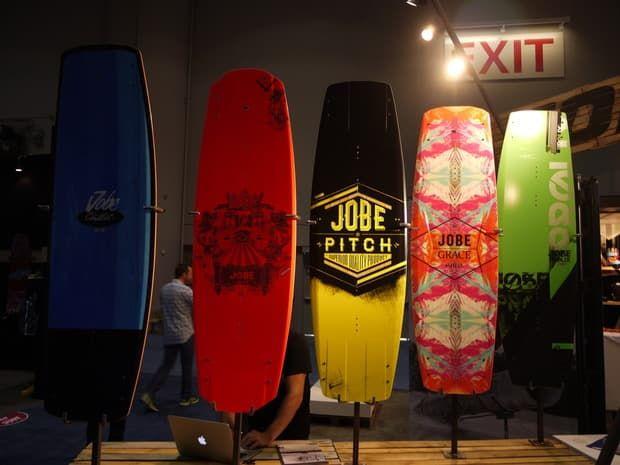 wakeboards Jobe 2015