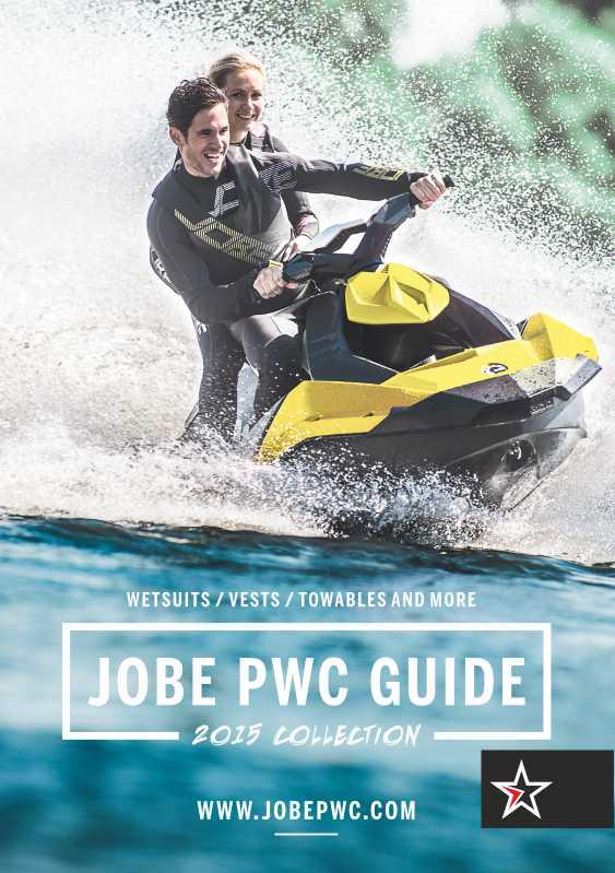 Jobe PWC 2015