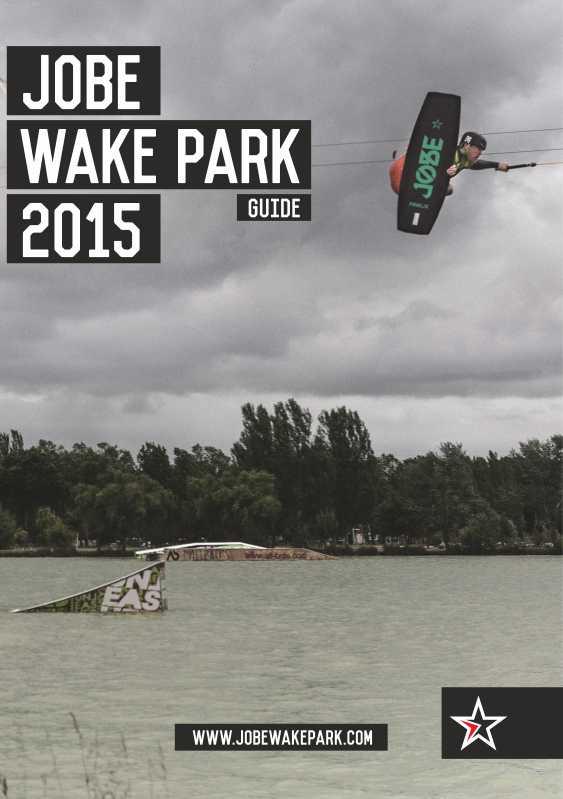 Guide Jobe Wakeboadr 2015