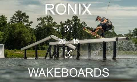 Брошюра Ronix 2015