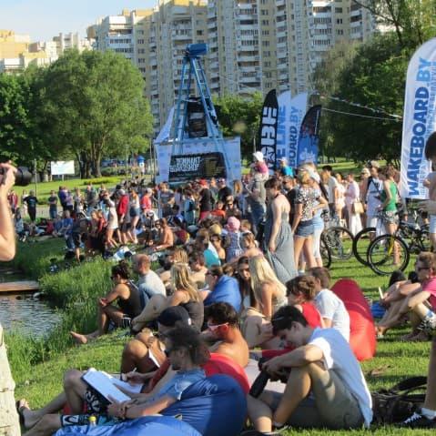соревнования в Беларуси по вейку