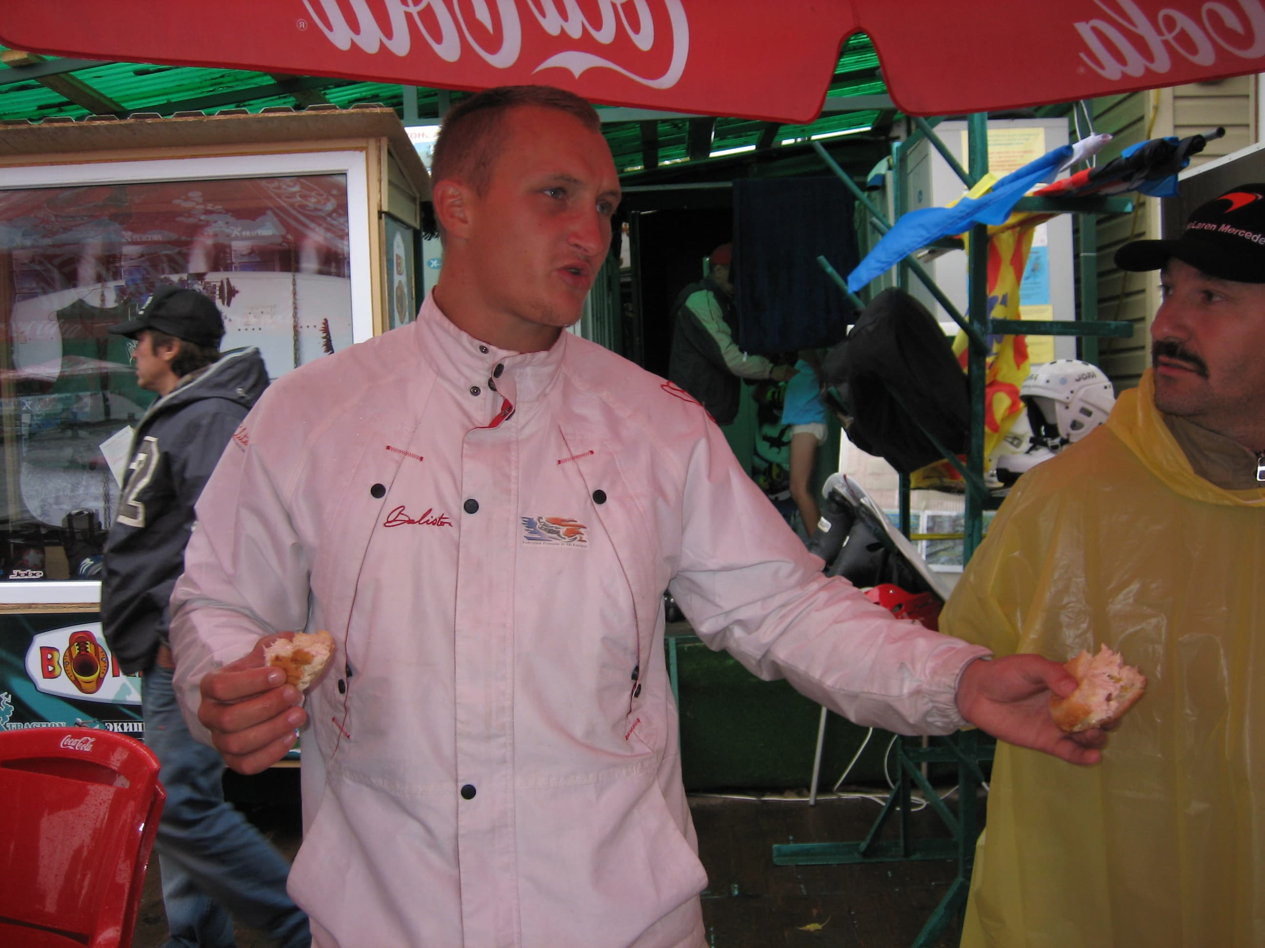 Дима Аксиневич на чемпионате Украины 2007
