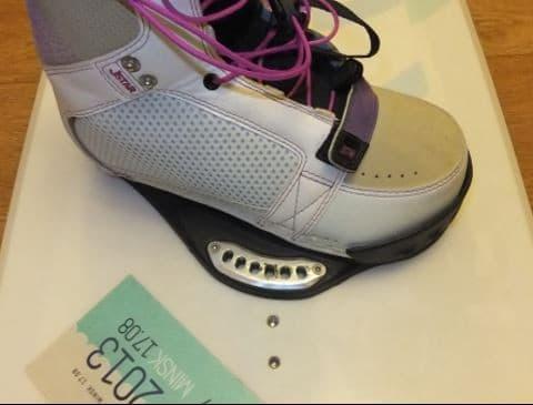 Ботинки для вейкборда