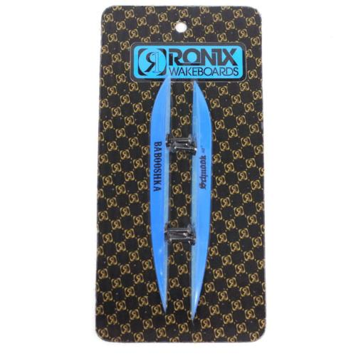 Кили вейкбордные Ronix 0.6″ — Babooshka — (пара) — Синие (thumb5616)