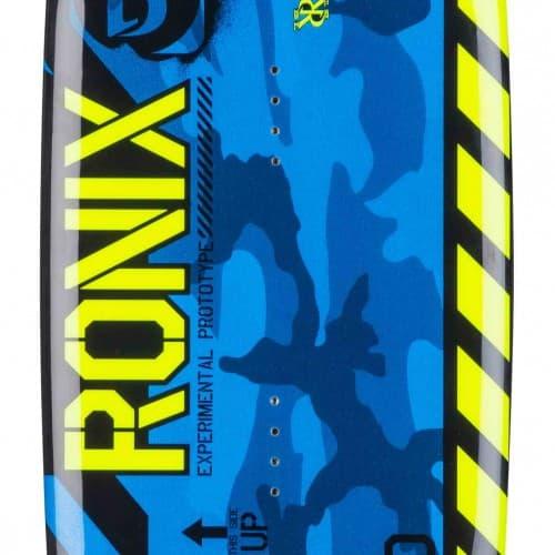 Детский вейкборд Ronix (Boy's series) Vision — Metallic Ocean Camo / GP Yellow (thumb7191)