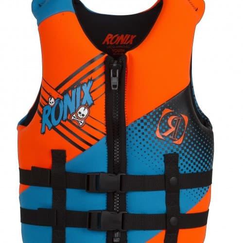 Жилет детский Ronix Vision — Boy's Front Zip CGA Life Vest (thumb5727)