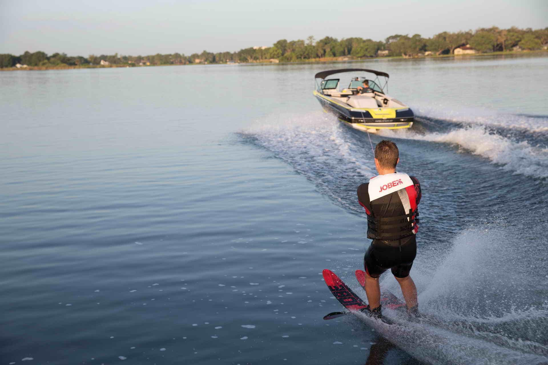 Комплект воднолыжный Allegre Combo Skis Black