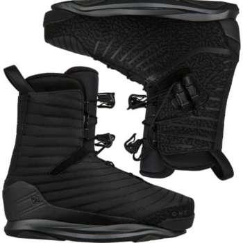 Крепления вейкбордные Ronix One Boot BLACK