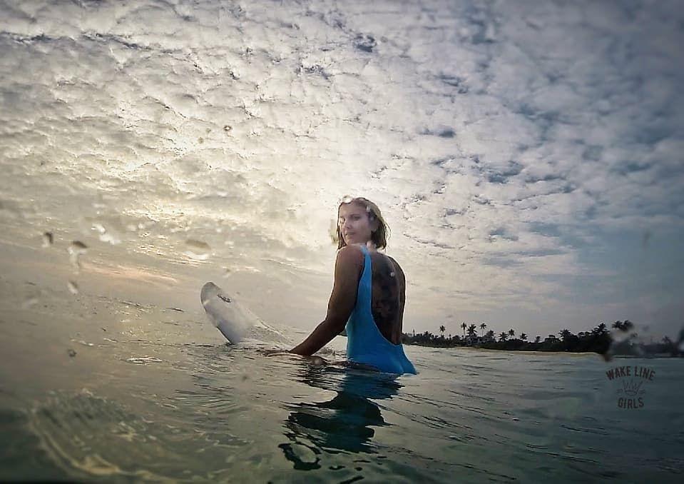 шри ланка серфинг