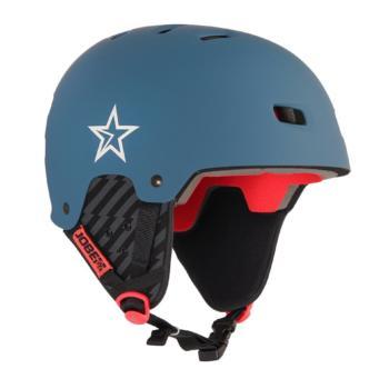Шлем BASE HELMET STEEL BLUE