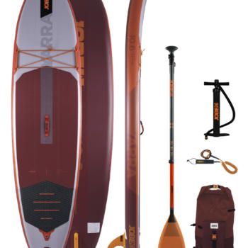 Серф Сап JOBE YARRA 10.6 INFLATABLE PADDLE BOARD PACKAGE RED